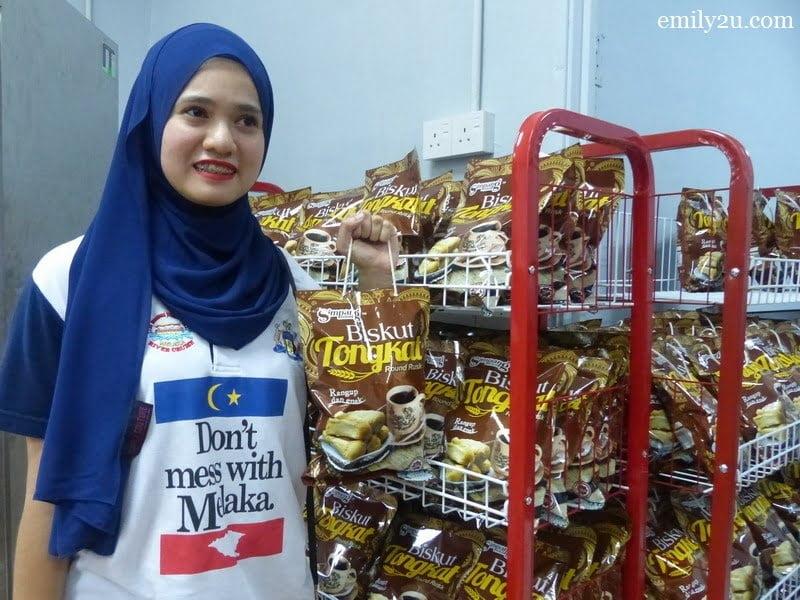6. biskut tongkat production plant