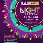 Deepavali Light Festival @ LABpark Ends Tonight