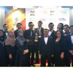 Gaya Travel Magazine: Best Tourism Publication Award @ Malaysia Tourism Awards 2014-2015