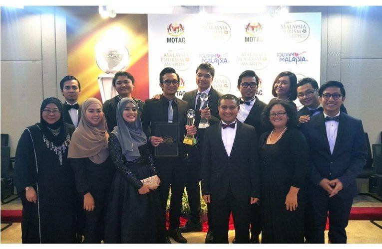 Gaya Travel Magazine: Best Tourism Publication Award @ Malaysia Tourism Awards 2014-2015