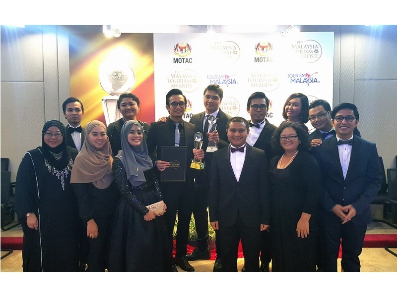 4. Gaya Travel team together with Tourism Malaysia Officers