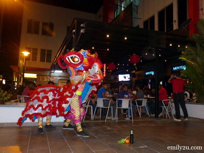 1. MOVIDA Kitchen+Terrace Chinese New Year Open House