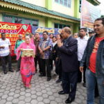 Perak Media Official Visit to Medan, Indonesia