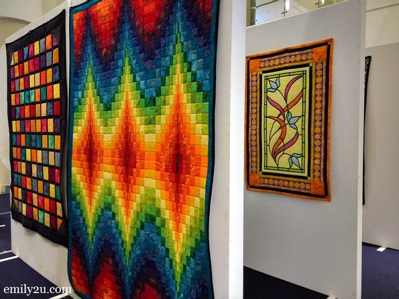 13. fabric blanket