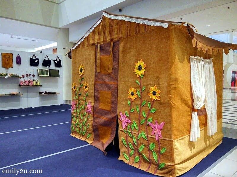 14. fabric house