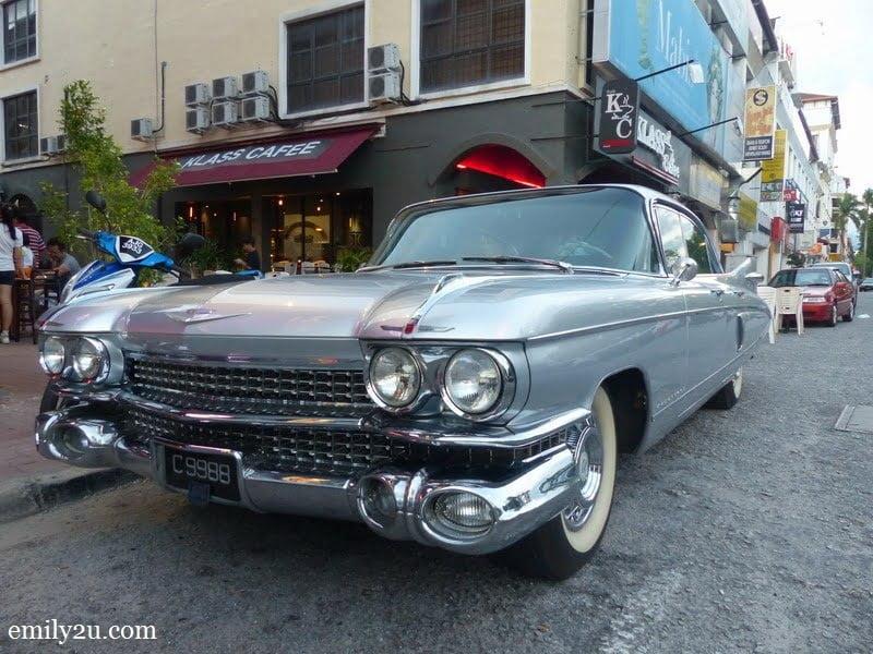 3. Cadillac Fleetwood