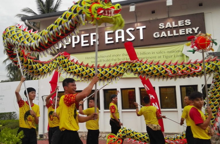 Upper East Chinese New Year Carnival