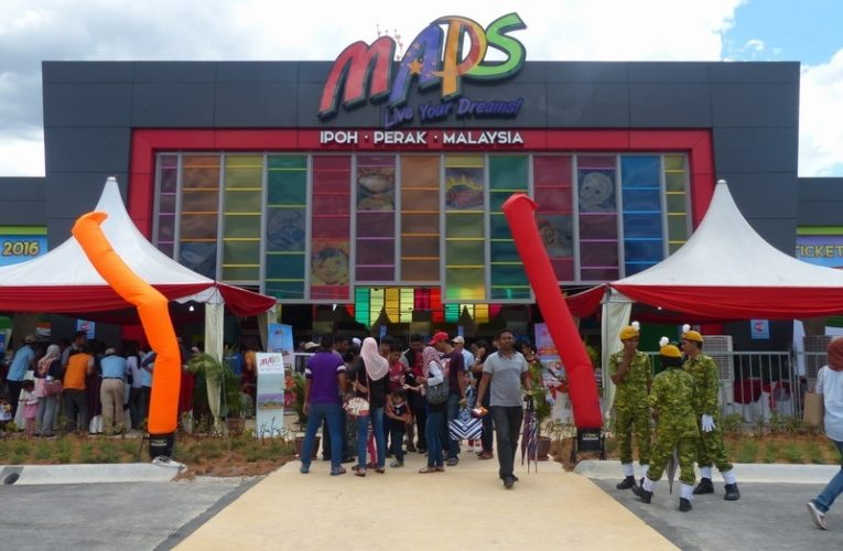 Launch of MAPS Ticket Sales at My Dream Carnival