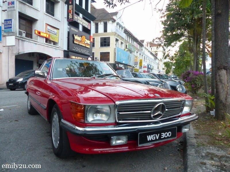 7. Mercedes Benz