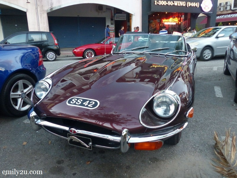 8. Jaguar E-Type