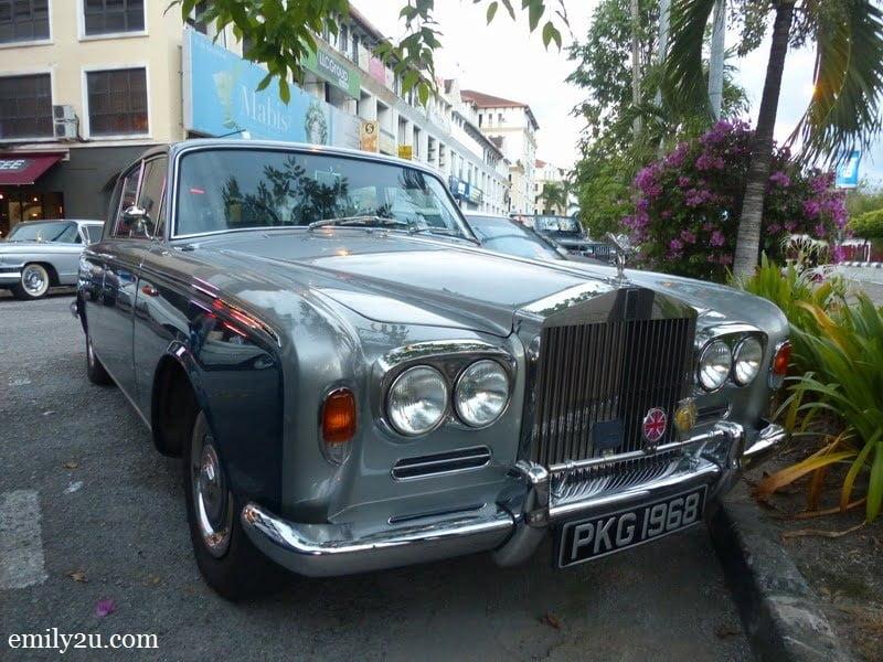 9. Rolls Royce