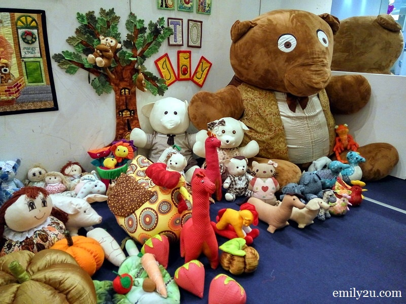 9. soft toys