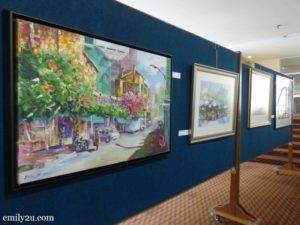 Colourful Journey Art Exhibition