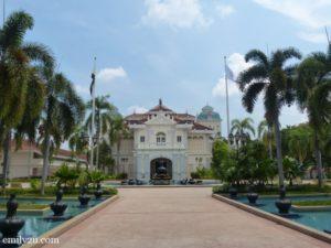 1. Sultan Azlan Shah Gallery in Kuala Kangsar