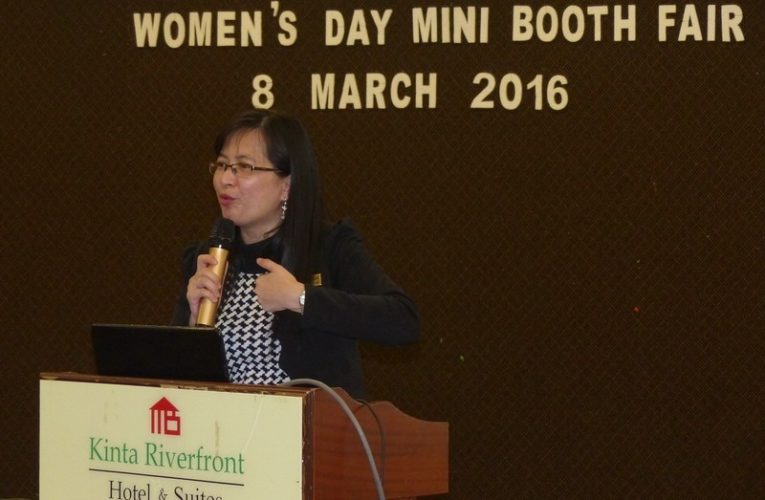 Kinta Riverfront Hotel Women's Day Mini Booth Fair