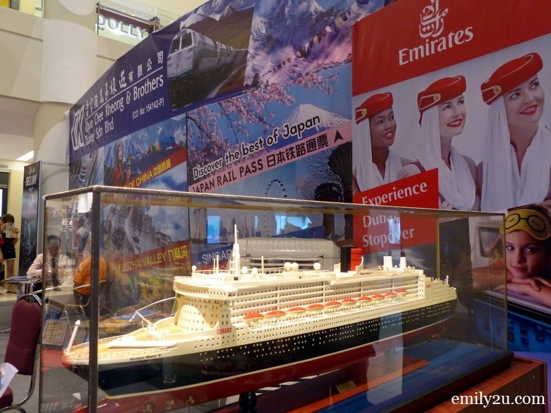 1. cruise deals at MATTA Fair Perak