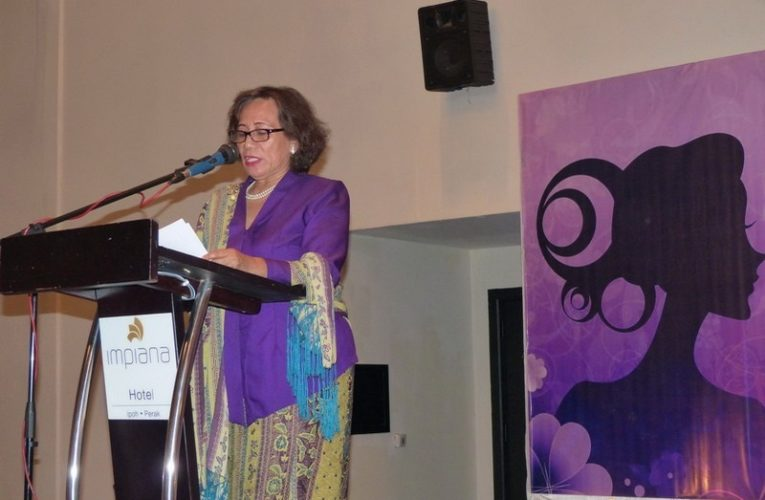 Perak Women for Women Celebrates International Women's Day