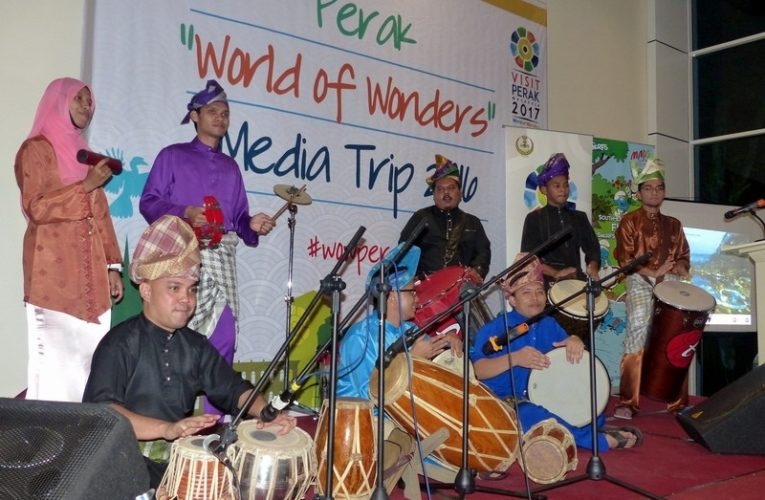 "Perak ""World of Wonders"" Media Trip 2016 Official Dinner"