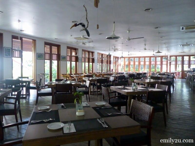 10. Hornbill Restaurant