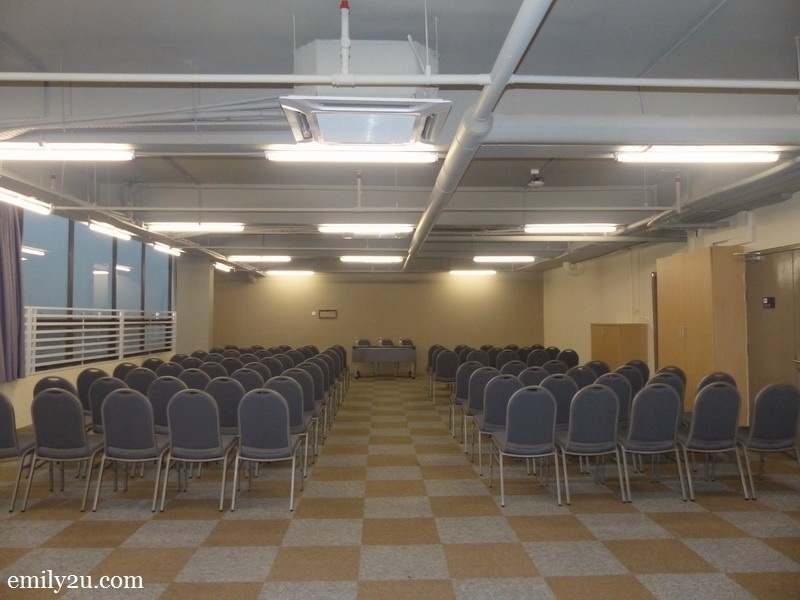 11. multi-purpose hall on the 13th floor