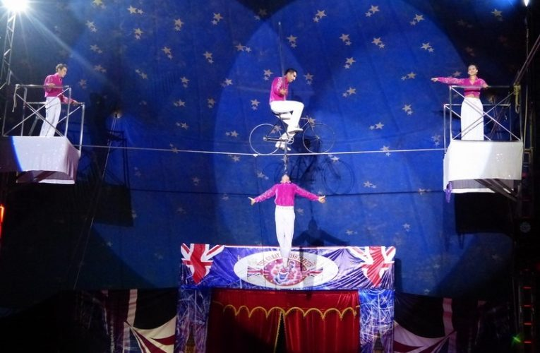 The Great British Circus With Death-Defying Acts