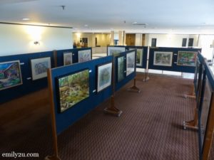 12 Colourful Journey Art Exhibition