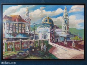 Colourful Journey Art Exhibition