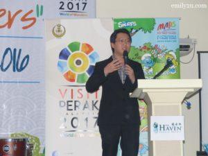 Perak World of Wonders Media Trip