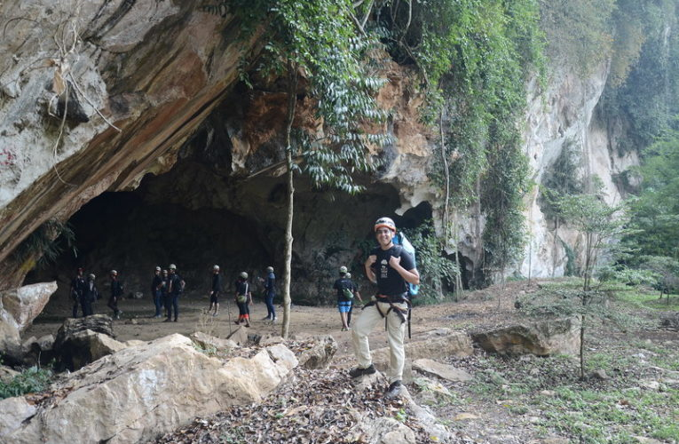 Outdoor Nature Adventure in Gopeng, Perak
