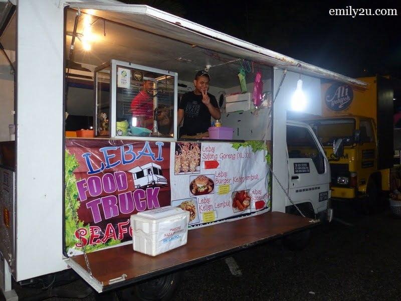 4. Lebai Food Truck