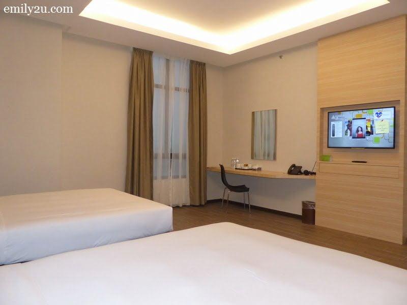 5. Deluxe Quad room