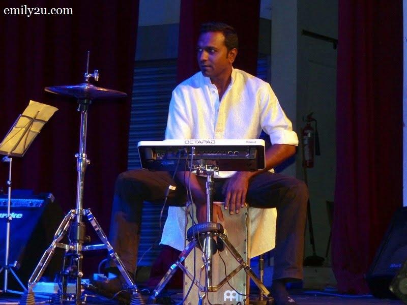 5. percussionist