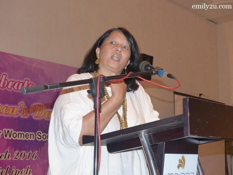 6. activist Zainah Anwar