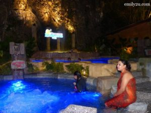 Lost World Hot Springs and Spa Twilight Escape