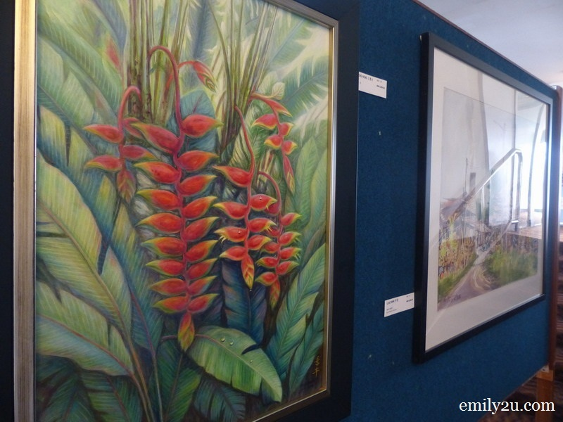 8. Heliconia by Ong Keng Hong