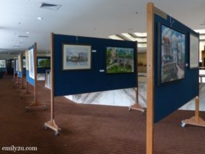 9 Colourful Journey Art Exhibition