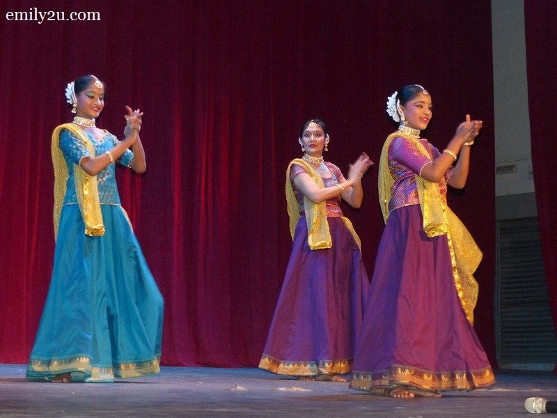 9. Nitin's dance students