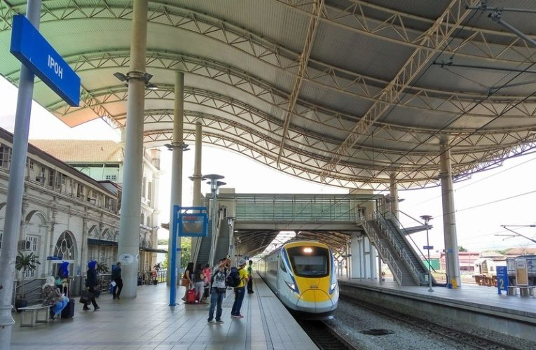 Latest: Electric Train Service Schedule & Fare for Ipoh – Padang Besar – Ipoh