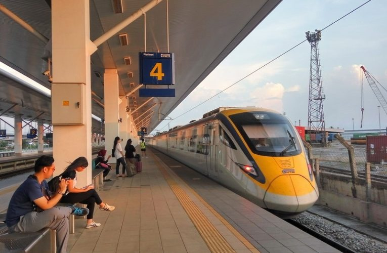 Latest: Electric Train Service Schedule & Fare for Ipoh – Butterworth – Ipoh