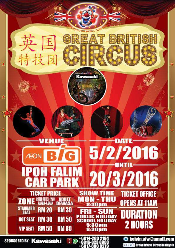 18. circus details