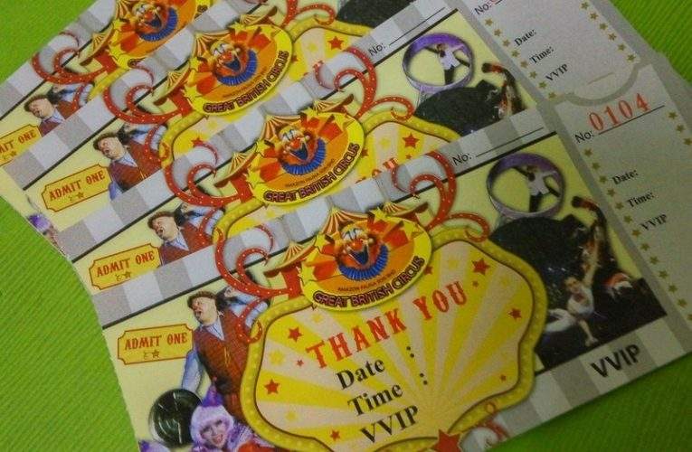 Emily2U Freebie Giveaway #26 – Win VIP Tickets to the Great British Circus (Ipoh)