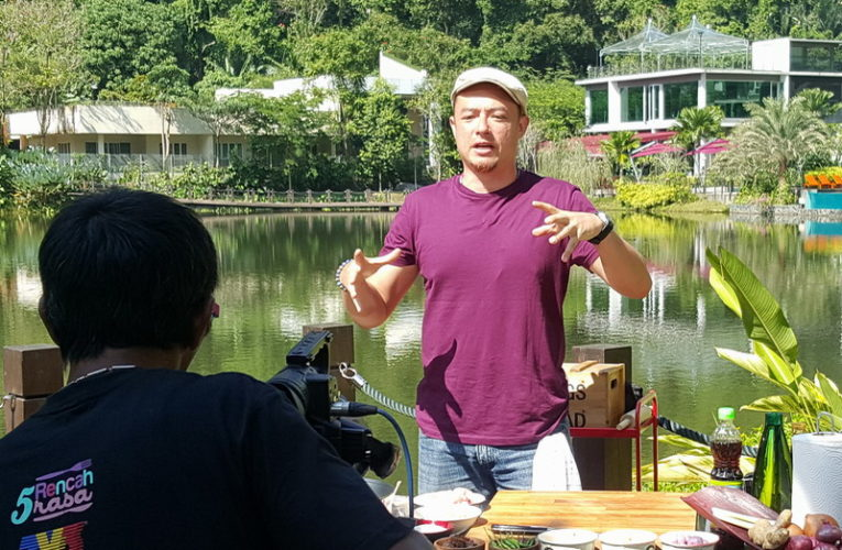 TV3's 5 Rencah 5 Rasa On Location At The Haven