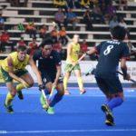 25th SAS Cup 2016: Day 6 – Australia (3) – Japan (1)