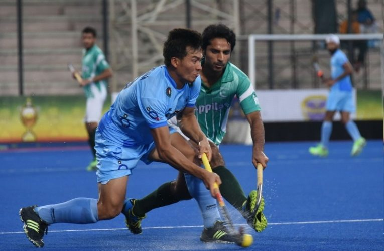 25th SAS Cup 2016: Day 5 – Pakistan (1) – India (5)