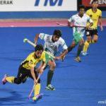 25th SAS Cup 2016: Day 6 – Pakistan (0) - Malaysia (1)