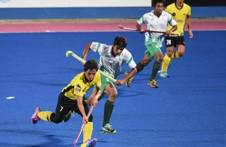 25th SAS Cup 2016: Day 6 – Pakistan (0) – Malaysia (1)