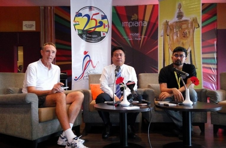 2016 25th Sultan Azlan Shah Cup Pre-Tournament Press Conference