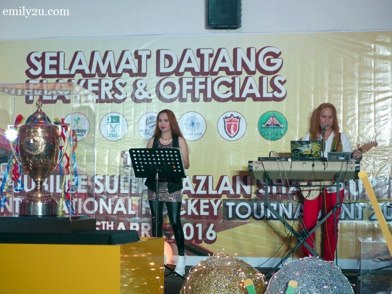 1. 25th Sultan Azlan Shah Cup Welcome Dinner