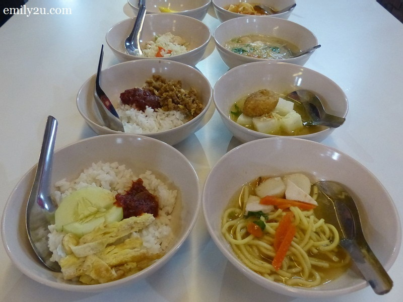 2. boat noodle, Malaysian-style