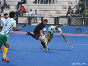 Sultan Azlan Shah Cup New Zealand